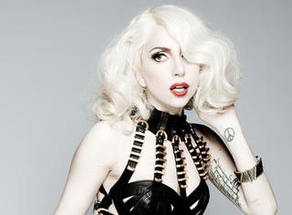 Lady Gaga的手推波浪发你也可以有!