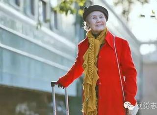 87岁的中国不老女神:优雅的人生从来与年龄无关