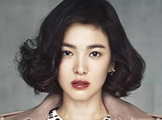 宋慧乔待机二十年的少女脸是怎么修炼的?