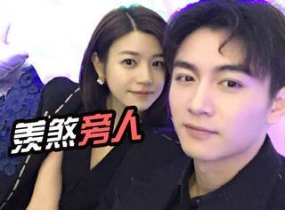 自打陈晓&陈妍希公布恋情后,每次出现都甜出新高度!