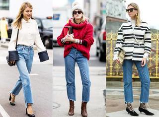 这条破牛仔裤,刷爆了今年的时尚达人圈