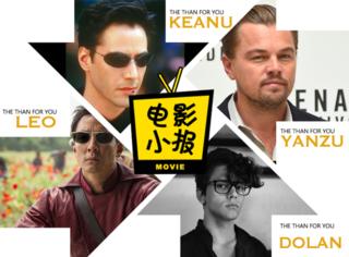 【电影小报】小李3月20日来华宣传,《黑客帝国》导演兄弟变姐妹!