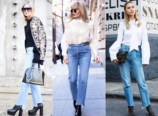 一条神奇的牛仔裤,全世界酷女孩都在穿!