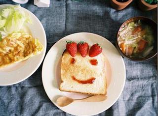 【健康瘦身】11款只需3种食材就能完成的健康早餐