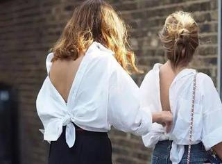 会穿白衬衫比拥有白衬衫更重要!