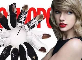 你穿小白鞋和满大街人同款,我心机重穿小黑鞋出挑