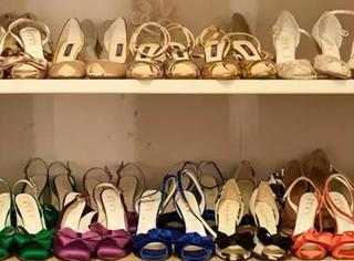 这双鞋瞬间满足你变大长腿的愿望