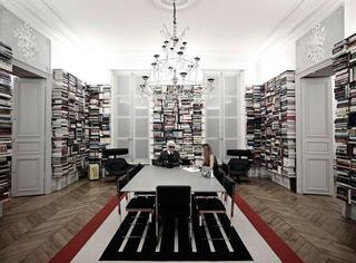 卡尔·拉格斐的家里到底都收藏哪些高级货?