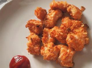 【美食圈】做不出正宗的劲爆鸡米花?因为你缺少一包薯片!