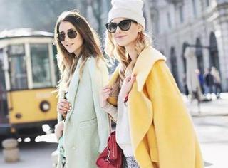 早春衣服买起来,潮流趋势抢先看!