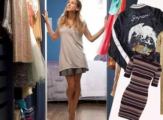 断舍离| 如果今年春夏你只能买十件衣服。。。