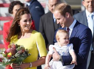 OMG | 英媒评选最时髦的王妃凯特居然才是第三名!