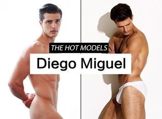 【舔屏】Diego Miguel世界上最性感的男人 没有之一