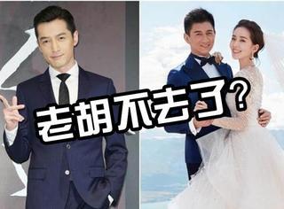 隆诗大婚,苏有朋、袁弘叶祖新都到了,据说胡歌来不了?
