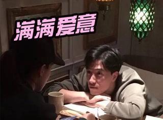 那边吴奇隆刘诗诗大婚,这边刘翔与女友约会,你们是约好一起虐狗的吗