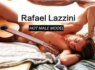 【舔屏】Rafael Lazzini 浑然天成的发电机!