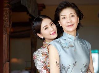 美不美看基因 | 刘诗诗、Baby、刘亦菲...高颜值女星的背后都有一位气质麻麻!