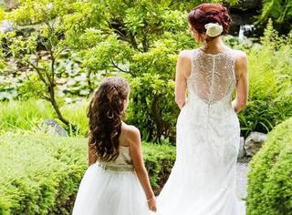 老婆与情人一起拍婚纱照,惊艳了所有人