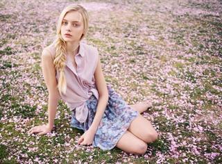 樱花粉VS少女心|最浪漫的樱花单品属于最少女的你
