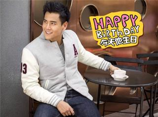 【今天TA生日】彭于晏:你永远都是我们心中最棒的唐钰小宝