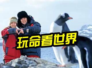 北极求婚、南极结婚,这对夫妻经历着不要命的旅程!