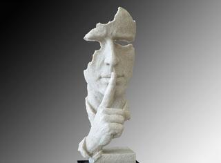 【节操睡了】连雕塑也能污成这样,设计师你们够了