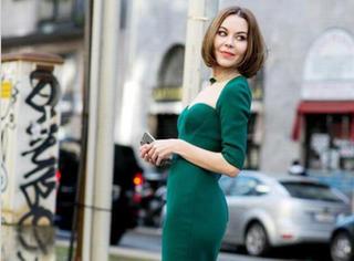 女人初春一定要买这条裙子,时尚又百搭!