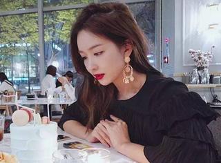 博主 | 韩国时尚部落客「Miss Sohn」饰品高级搭配法