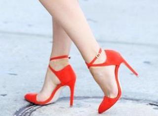 显瘦显身材| 穿好红色高跟鞋真的不难!