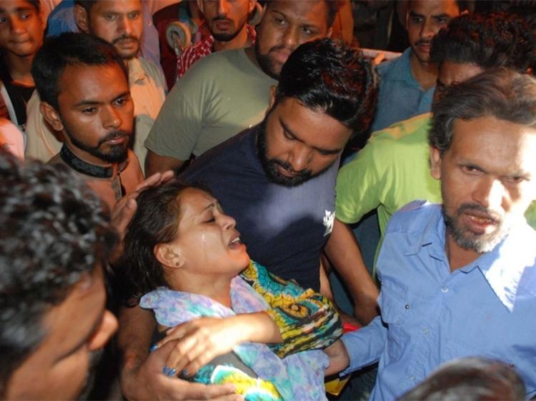 巴基斯坦一公园发生人体式炸弹袭击,65人死亡300人受伤!