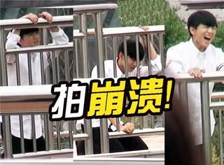 """王俊凯拍戏遭围观,还""""崩溃大叫""""是咋回事?"""