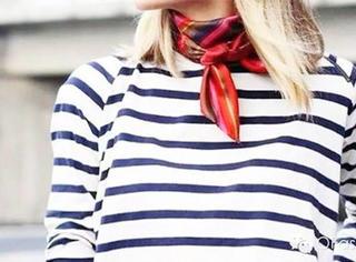 如此经典的海魂衫,不穿都想来一件!