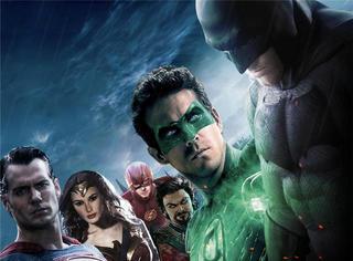 DC发大招了!未来五年将推出10部超级英雄大片