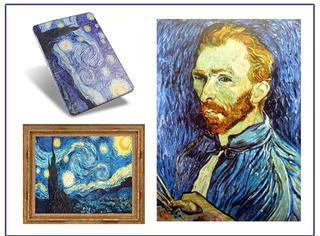 梵高诞辰163周年,他的画早都变成衣服、雨伞、手机壳,充斥了我们的生活