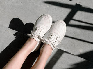 其实你穿小白鞋丑爆了!
