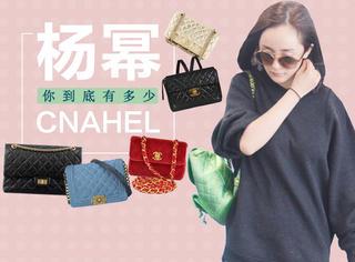 看包识货 | 从新款到古董,杨幂承包了半个世纪的Chanel!
