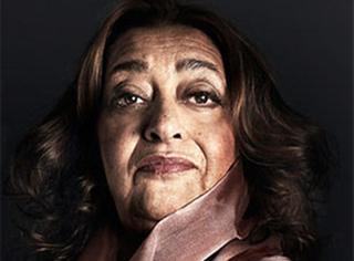 伟大女建筑师扎哈·哈迪德去世!上帝竟然开了这样一个玩笑
