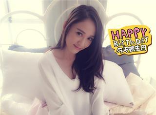 【今天TA生日】陈乔恩:元气满满的收视女王,她的成功完全靠自己