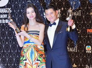 第35届金像奖:郭富城获影帝,春夏获影后,《踏血寻梅》成最大赢家!
