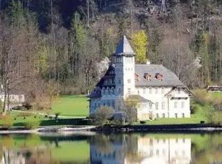 在奥地利,最美的不是维也纳而是这片湖光山色