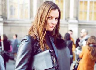 一件黑色皮衣可以抵过你N件外套!