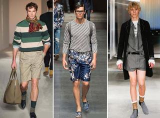 男人们短裤里的玄机