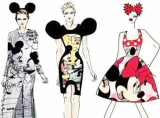 跟着摩姐来找茬|数一数穿梭在时尚圈里的Minnie Style!