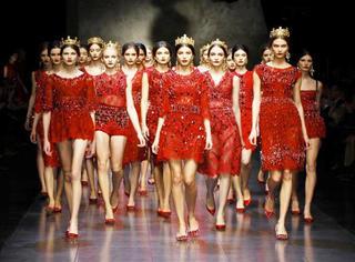 大写的爱国,还有哪个牌子比Dolce&Gabbana更爱意大利?