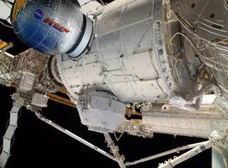 用BEAM扩建国际空间站:「罐头里的房间」