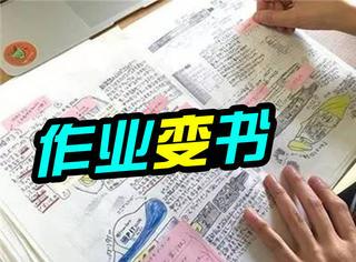 日本小学生暑假作业写的太认真,竟被出版成书!