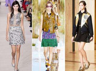 """美国时装里有一种流派叫做""""洛杉矶风格""""。"""