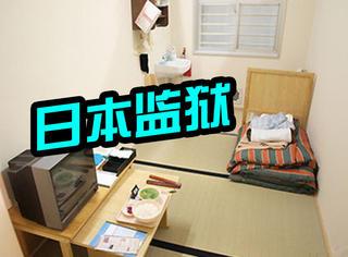 在日本,蹲大牢好像变成了一种奢华的体验!