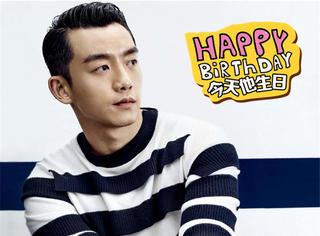 【今天TA生日】郑恺:真性情的实力小生,三十而立的他将更有魅力