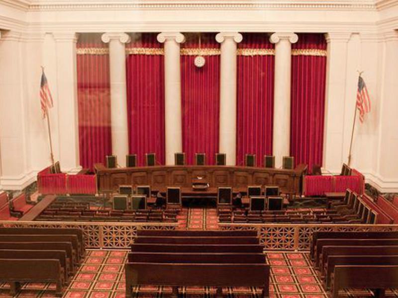 美国史上十大有争议的法庭判例